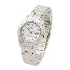 Rolex Lady-Datejust Pearlmaster reloj de replicas 80319-2