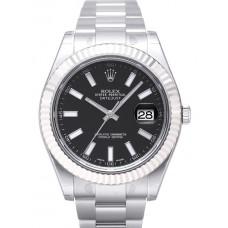 Rolex Datejust II reloj de replicas 116334-3