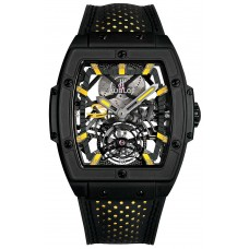 Replicas de Hublot Masterpiece MP-06 Senna All negro hombres reloj
