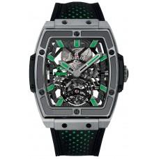 Replicas de Hublot Masterpiece MP-06 Senna Titanium hombres reloj