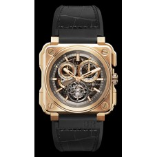 Reloj de pulsera Bell & Ross BR-X1 TOURBILLON ROSE GOLD