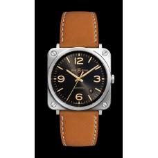 Bell & Ross BR S GOLDEN HERITAGE Réplicas reloj
