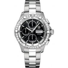 Tag Heuer Aquaracer Diamante Cronografo automatico replicas de reloj