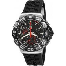Tag Heuer Formula 1 Grye Date negro Dial replicas de reloj
