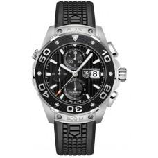 Tag Heuer Aquaracer 500M Calibre 16 automatico Cronografo 44mm