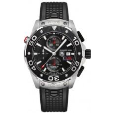 Tag Heuer Aquaracer 500 M Caliber 16 automatico Cronografo