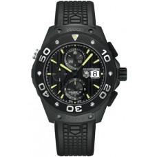 Tag Heuer Aquaracer 500M Calibre 16 automatico Cronografo 44 mm