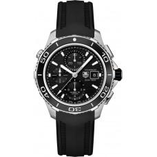Tag Heuer Aquaracer 500 M Calibre 16automatico Cronografo 43 mm