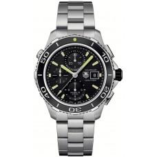 Tag Heuer Aquaracer 500 M Calibre 16 automatico Cronografo 43 mm