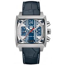 TAG Heuer Monaco 24 Calibre 36 automatico Cronografo 40.5 mm