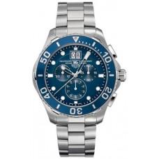 Tag Heuer Aquaracer Grye Date Cronografo 43 mm