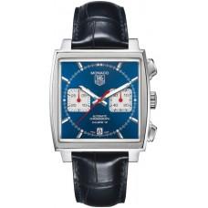 Tag Heuer Monaco Calibre 12automatico Cronografo39 mm