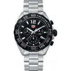Réplicas Tag Heuer Formula 1 Chronograph Dial Negro CAZ1010.BA0842
