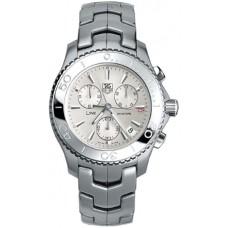 Tag Heuer Link Cuarzo Cronografo 1/10th hombres replicas de reloj