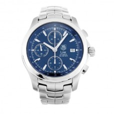 Réplicas Tag Heuer Link Automatico Chronograph hombre Reloj CJF2112.BA0576