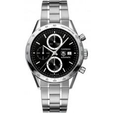 Tag Heuer Carrera automatico Cronografo Inoxidable Acero replicas de reloj