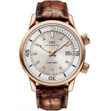 Imitación IWC Vintage Aquatimer Automático reloj para hombre IW323103