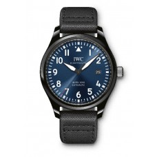 IWC reloj de Aviador Mark XVIII Laureus Sport For Good Foundation IW324703