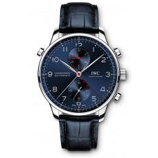 IWC Portugieser Cronografo Rattrapante Boutique Munich IW371217