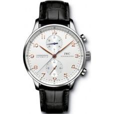 Imitación IWC Portuguese Automático Cronógrafo reloj para hombre IW371401