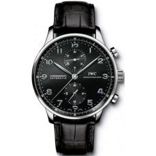 Réplica IWC Portuguese Automático Cronógrafo reloj para hombre IW371438