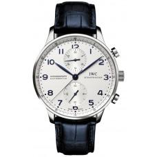 Réplica IWC Portuguese Automático Cronógrafo reloj para hombre IW371446
