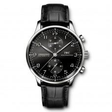 Imitación IWC Portuguese Automático Cronógrafo reloj para hombre IW371447