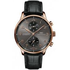 Imitación IWC Portuguese Automático Cronógrafo reloj para hombre IW371482