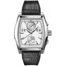 Réplica IWC Da Vinci Perpetual Digital Date-Month Cronógrafo reloj para hombre IW376101