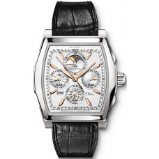 Imitación IWC Da Vinci  Calendario perpetuo Kurt Klaus reloj para hombre IW376204