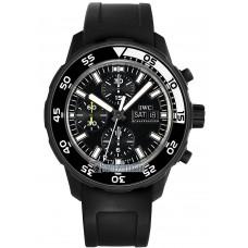 Réplica Galapagos IWC Aquatimer Cronógrafo Edición Galapagos Islands reloj para hombre IW376705