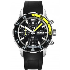 Réplica IWC Aquatimer Automático Cronógrafo reloj para hombre IW376709
