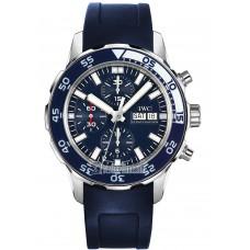 Imitación IWC Aquatimer Automático Cronógrafo reloj para hombre IW376711