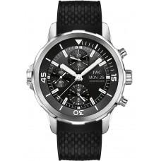 Réplica IWC Aquatimer Automático Cronógrafo 44mm reloj para hombre IW376803