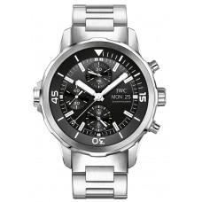 Imitación IWC Aquatimer Automático Cronógrafo 44mm reloj para hombre IW376804