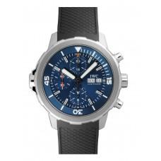"""Imitación IWC Aquatimer Cronógrafo Edición """"ExpEdición Jaques-Yves Cousteau"""" IW376805"""