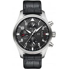 Réplica IWC Aviador Cronógrafo reloj para hombre IW377701