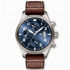 Réplica IWC Aviador Cronógrafo Edición Le Petit Prince reloj IW377706
