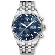 IWC Pilot Le Petit Prince Automatico Cronografo IW377717