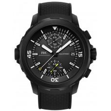 Imitación IWC Aquatimer Cronógrafo Edición Galapagos Islands reloj para hombre IW379502