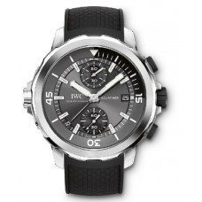 IWC Aquatimer Dial gris Automatico Cronografo IW379506