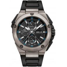 Imitación IWC Ingenieur Double Cronógrafo 45mm reloj para hombre IW386503