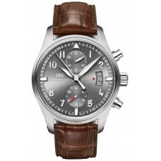 Réplica IWC Aviador Spitfire Cronógrafo reloj para hombre IW387802