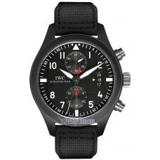 Réplica IWC Aviador Cronógrafo TOP GUN reloj para hombre IW388001