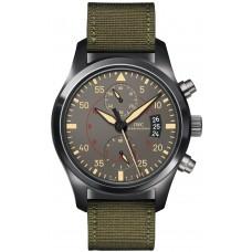 Réplica IWC Aviador Cronógrafo TOP GUN Miramar reloj para hombre IW388002