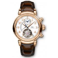 IWC Da Vinci Tourbillon Retrograde Cronografo IW393101
