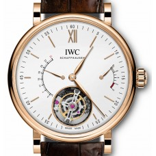 IWC Portofino Hand-Wound Tourbillon Retrograde IW516501