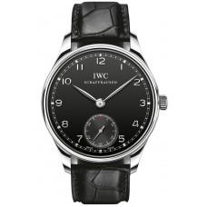 Réplica IWC Portuguese Hand Wound reloj para hombre IW545407