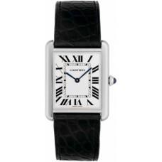 Cartier Tank Solo Cuarzo hombres Reloj W1018355