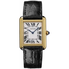 Cartier Tank Solo Cuarzo Ladies W1018755